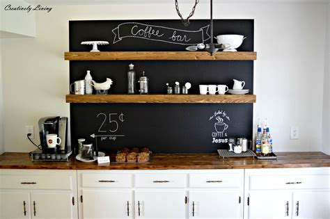 My Dream Coffee Bar...comes True! By Creatively Living Blog Americano Coffee Cholesterol Intermittent Fasting Time Wifi Espresso Roast Recipe At Home Calories Costa With My Love Heavy Cream