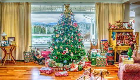 addobbi natalizi  vestire  festa la casa idee