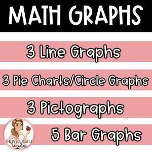 Google Graphs Pie Chart Math Graphs Line Graph Bar Graph Pictograph Circle