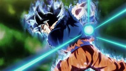 Kamehameha Instinct Goku Ultra Mastered Superior Instinto