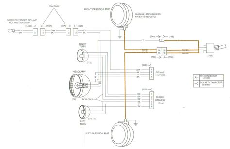 2007 heritage softail wiring diagram auto electrical wiring diagram