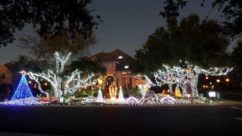 christmas light display benefitting make a wish 365