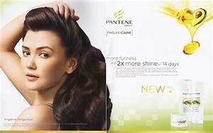 Angelica Panganiban for Pantene Shampoo Ad Campaign ...