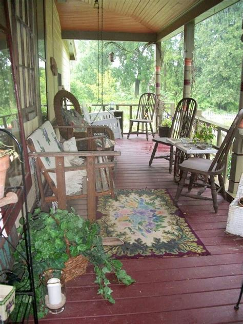 Best 25 Country Front Porches Ideas On Pinterest