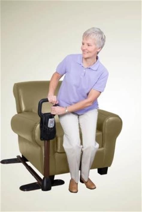 by standers sofa recliner standing aid