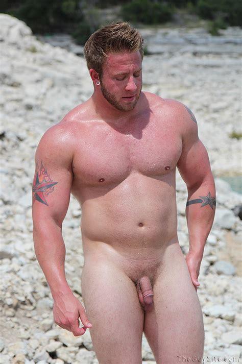 Nude Beach Men Husky Naked Men