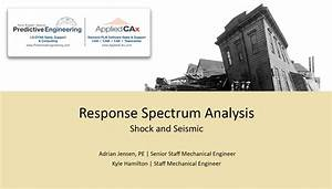 Response Spectrum Analysis
