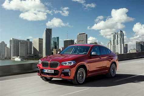 First Look 2019 Bmw X4 Thedetroitbureaucom