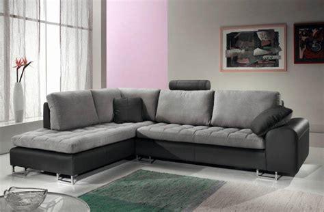 canapé design d angle canapé d 39 angle design en cuir destockage canapé