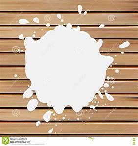Tache De Couleur Peinture Fond Blanc : logo blanc de vecteur de tache de couleur logotype de lait peignez l 39 illustration de tache sur ~ Melissatoandfro.com Idées de Décoration
