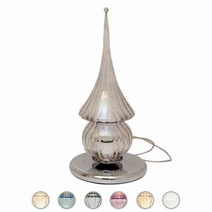 glass italy table lamp leon h 47 cm 1 light e27 www With table lamp 27 cm