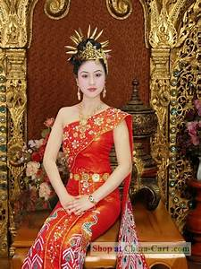 traditional thai wedding dresses With thai traditional wedding dress