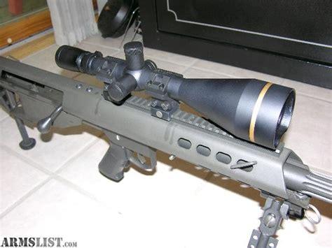 50 Bmg Scope by Armslist For Sale Barrett Model 95 50 Cal Bmg Lnib W Scope