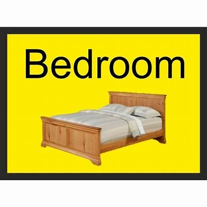 Dementia Bedroom Signs Sign Safety 200mm 300mm
