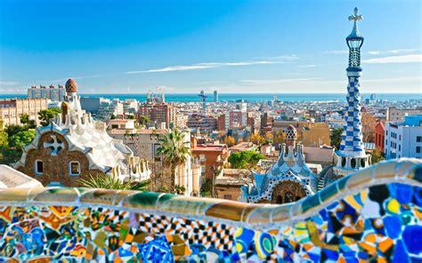 Barcelona, Spain  Tourist Destinations