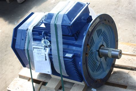 Electric Motor by Abb 95kw 2015 Electric Motor Dijk Heavy Equipment