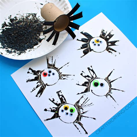 two toilet paper roll spider crafts for crafty 664 | 29fdb00bfe089383cd77102cbfaabd66