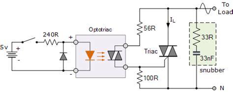 Optocoupler Tutorial Application