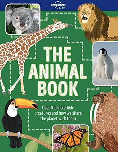 animal book lonely planet kids harvard book store