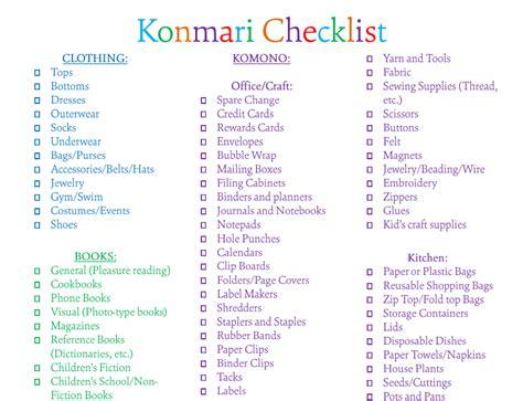 Konmari Methode by Konmari Method 1 Bluegrass Burlap