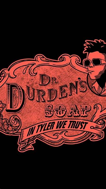 Fight Club Durden Tyler Funny Minimalistic Fun
