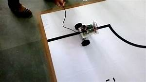Line Follower Robot With Circuit Diagram  U0026 Code