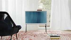 Samsung Announces US Availability Of The SERIF TV Samsung US Newsroom