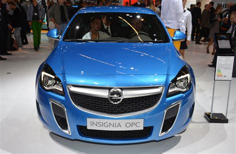 Image Gallery New Opel Insignia Opc
