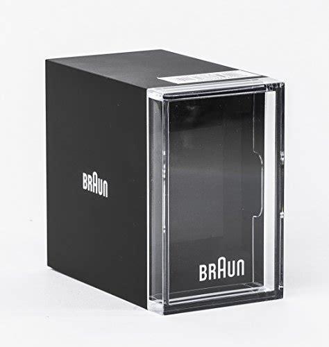 Schwarz Braune Möbel by Braun Classic Bn0032bkbkmhg Schwarze Herrenuhr