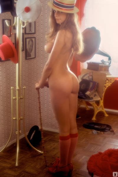 More Of Miss June 1974 Sandy Johnson Showing Off Tumbex