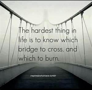 Making Tough Decisions Life Quotes. QuotesGram