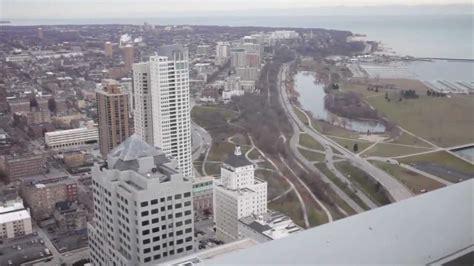 us bank tower milwaukee observation deck high view u s bank center building
