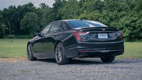 2020 cadillac ct6 first review going out with a blackwing techtelegraph