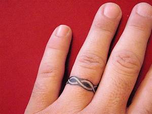Wedding rings bands for men early retirement extreme forums for Wedding ring tattoos cost