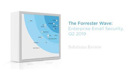 key findings  forrester wave enterprise email