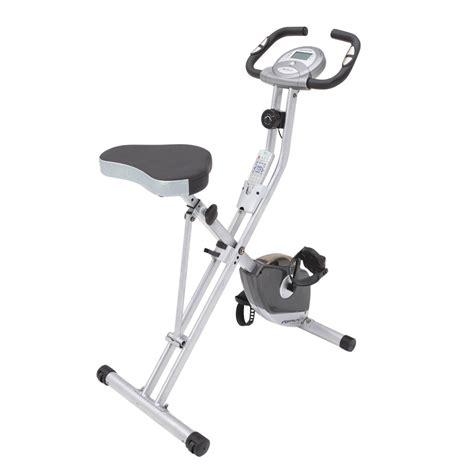 Amazon.com : Exerpeutic Folding Magnetic Upright Bike with