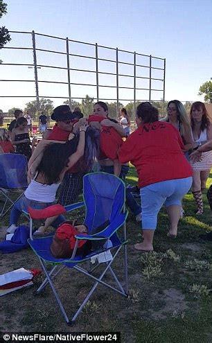 parents fight at children s baseball in colorado 412 | 420DA78E00000578 4667798 image a 23 1499262718035