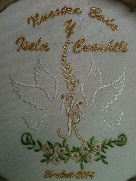 servilleta personalizada bordada para boda 23 00 en mercado libre