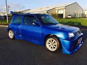 Dimma Renault 5 Gt Turbo    13 Months Mot