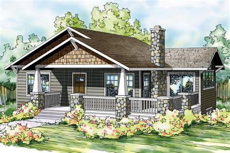 ranch style house plans with walkout basement bungalow house plans lone rock 41 020 associated designs