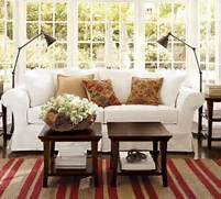Tiny Apartment Makeover Ideas For Classic Style Sofas And Living Rooms Ideas With A Vintage Touch From Pottery Barn