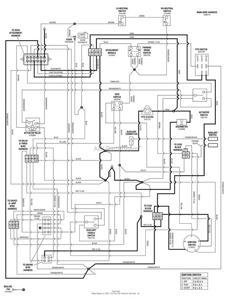 snapper pro electrical schematics parts diagram for electrical schematic pto hour meter