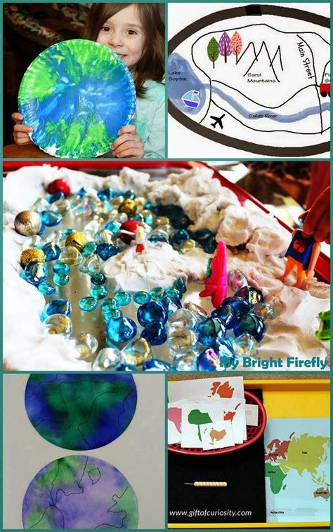 5 geography activities for preschoolers montessori 548 | f0de1fbfe207f95e71de656c7fdd98d1