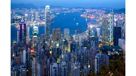 4K Desktop Background China Hong Kong