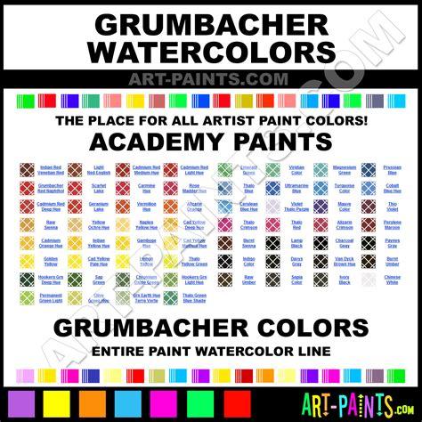 grumbacher academy watercolor paint colors grumbacher academy paint colors academy color