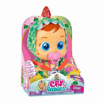Dina Cry Babies Toys Crybabies Dinosaur Toy