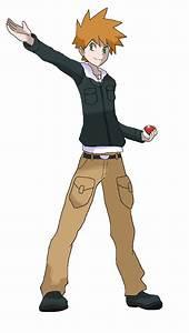 Pokemon Trainer Blue Images   Pokemon Images