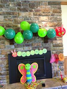 Very Hungry Caterpillar Balloon Caterpillar | Butterfly ...