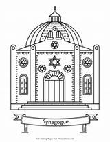 Hanukkah Coloring Pages Pdf Synagogue Printable Primarygames sketch template