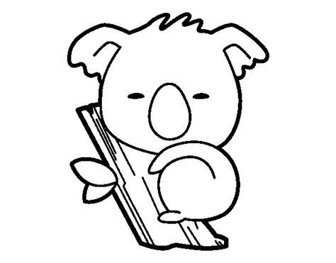 disegni bebe da stare disegno di koala beb 232 da colorare acolore